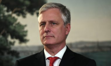 National Security Advisor O'Brien