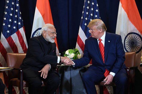 President Trump President Modi