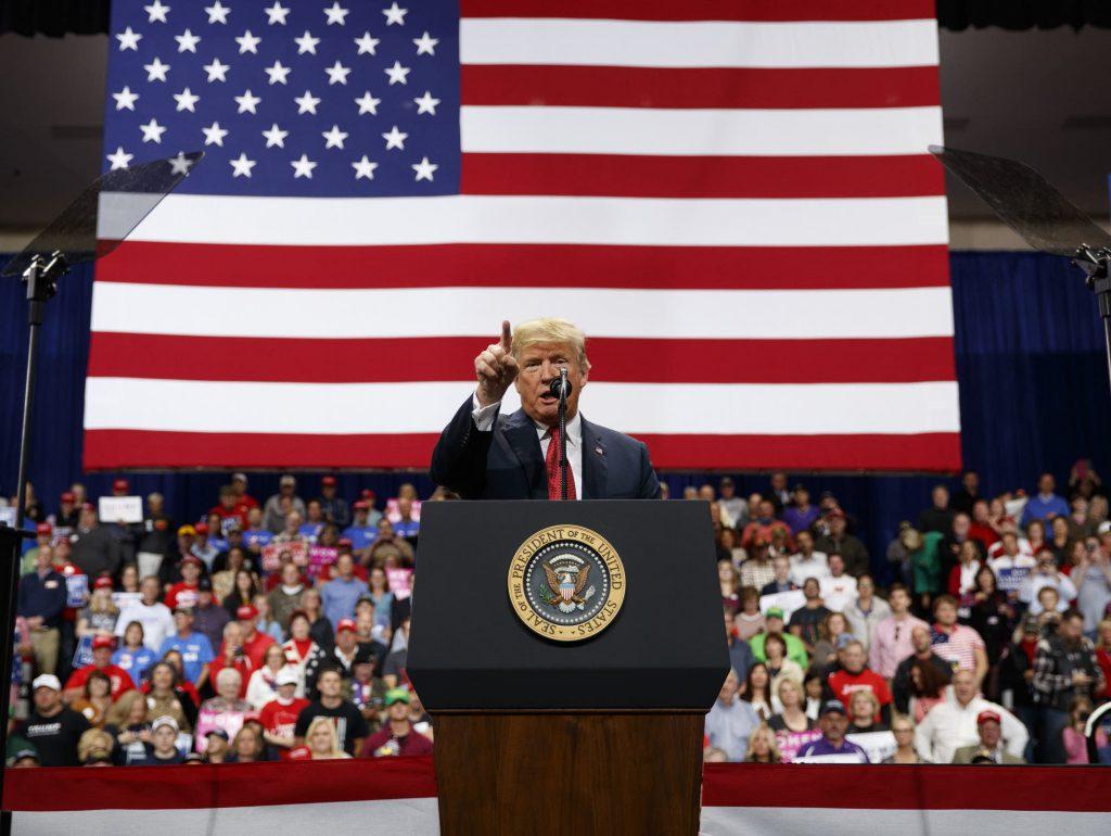 President Speaking
