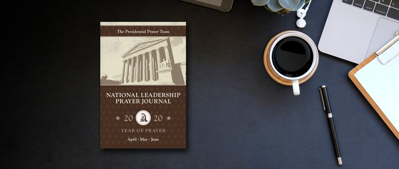 Prayer Journal Spring