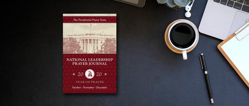 Fall Edition Leadership Prayer Journal