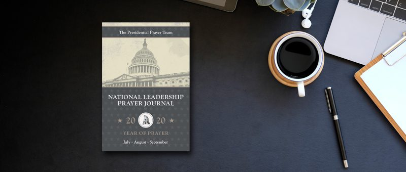 Summer Edition Leadership Prayer Journal