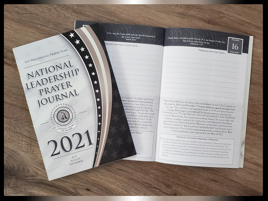 2021 Volume 3 Prayer Journal Summer Edition