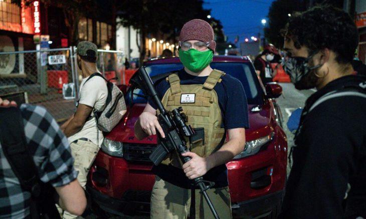 Seattle Protestors Create Police Free Zone The Presidential Prayer Team