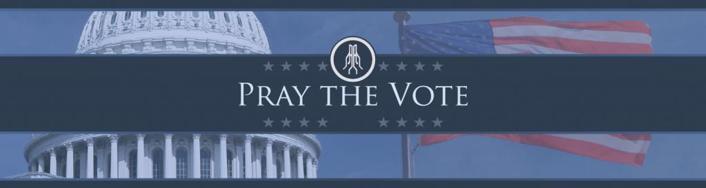 pray the vote 2020
