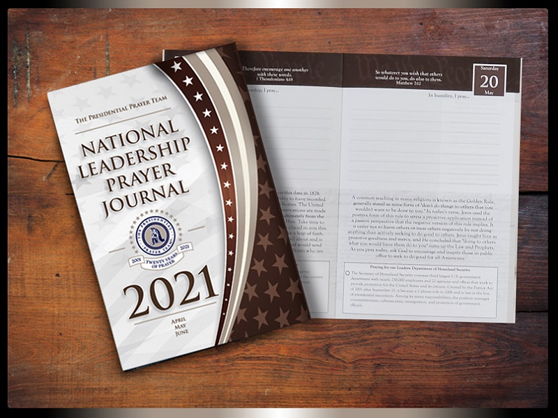 Spring 2021 Volume 2 Prayer Journal