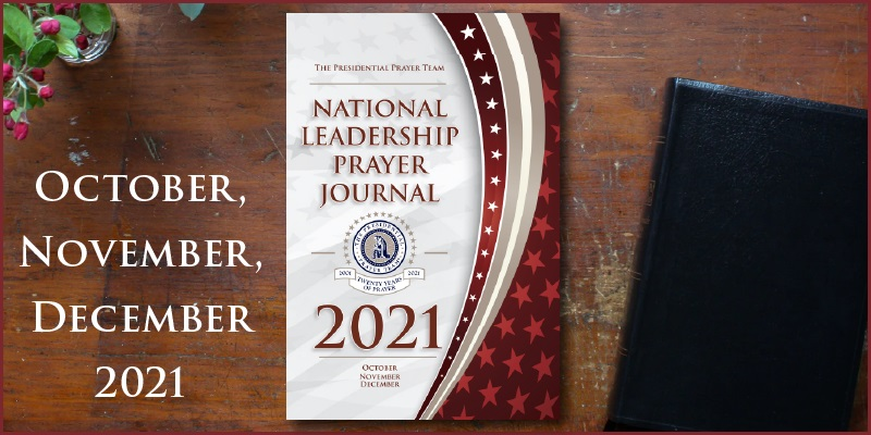 2021 Volume 4 Prayer Journal Fall Edition