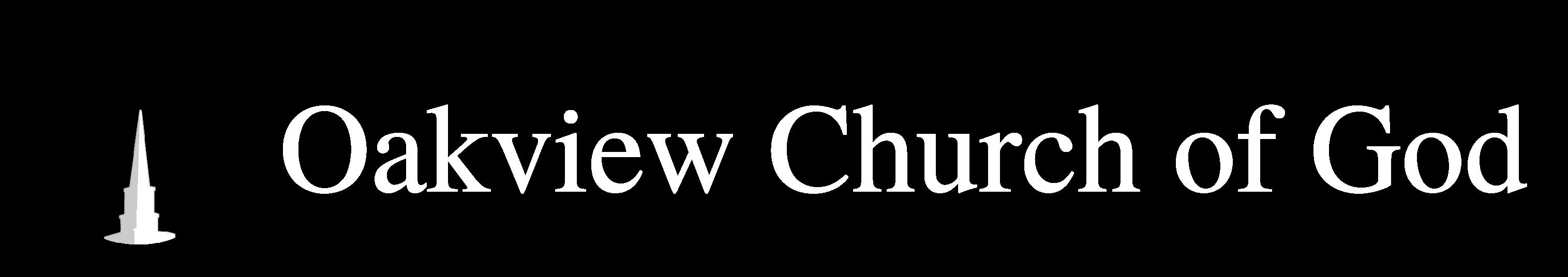 Oakview Church of God National Day of Prayer 2021