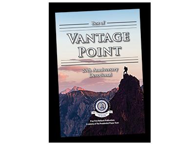 Vantage Point Devotional